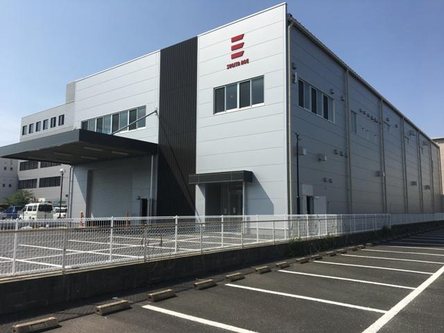 新福岡流通センター